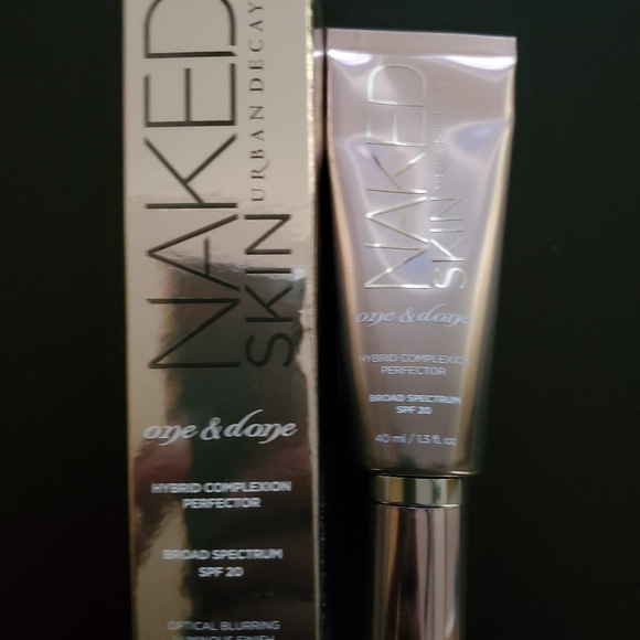 UD Naked Skin One & Done Perfector